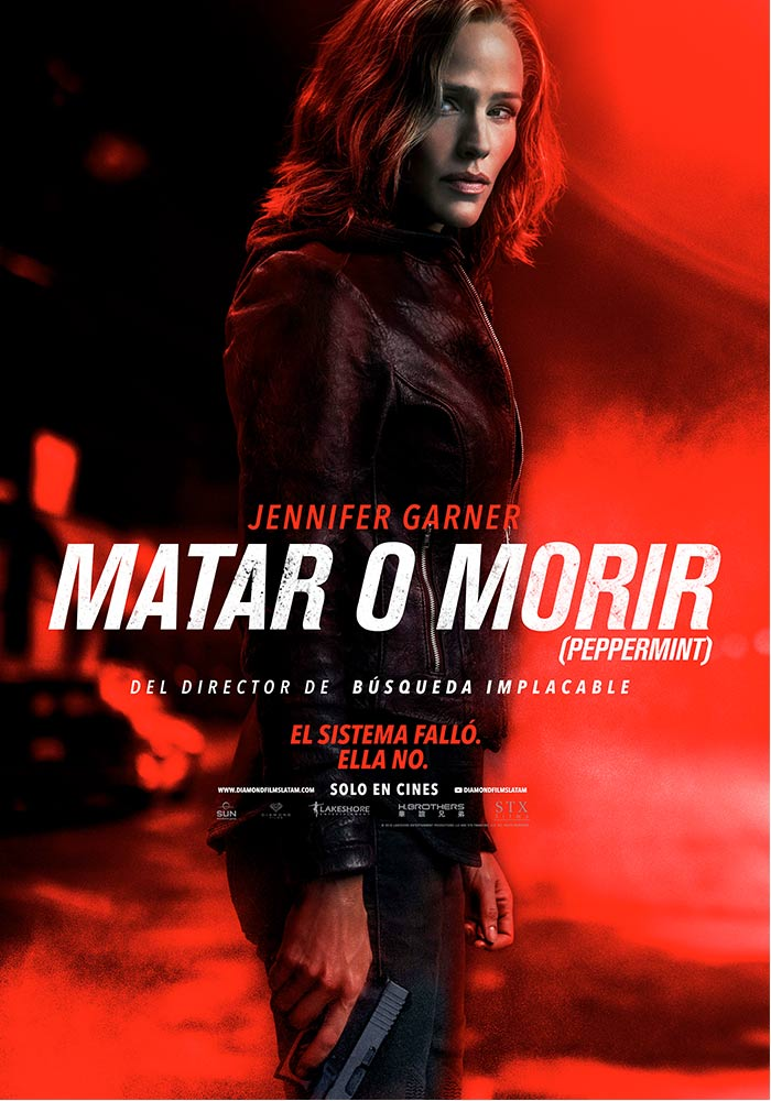 Matar o Morir (Justicia implacable) (Peppermint)